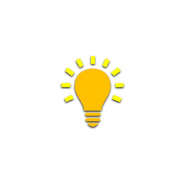 Resume Light Bulb